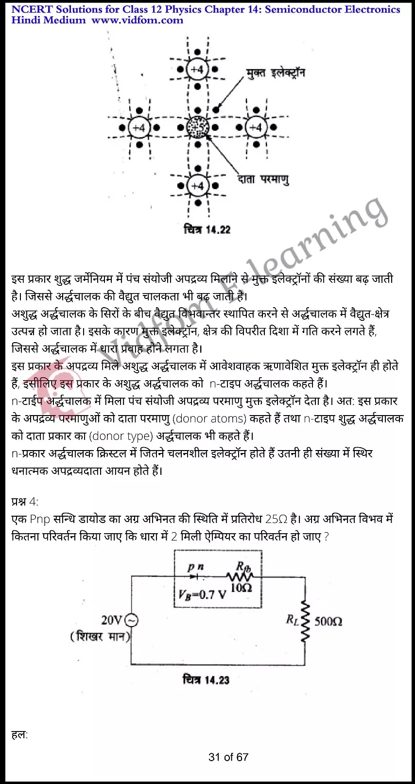 class 12 physics chapter 14 light hindi medium 31