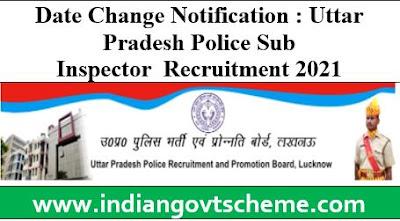 Uttar Pradesh Police Sub Inspector