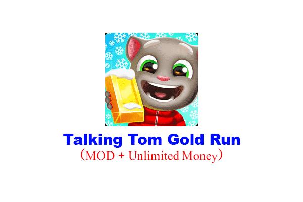 Download Talking Gold Tom Run mod and unlocked
