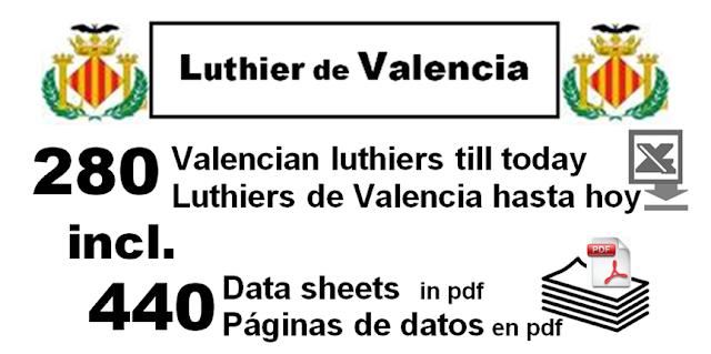 Luthiers de Valencia