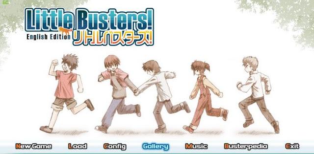 Anime Little Busters! Terbaik dari Visual Novel