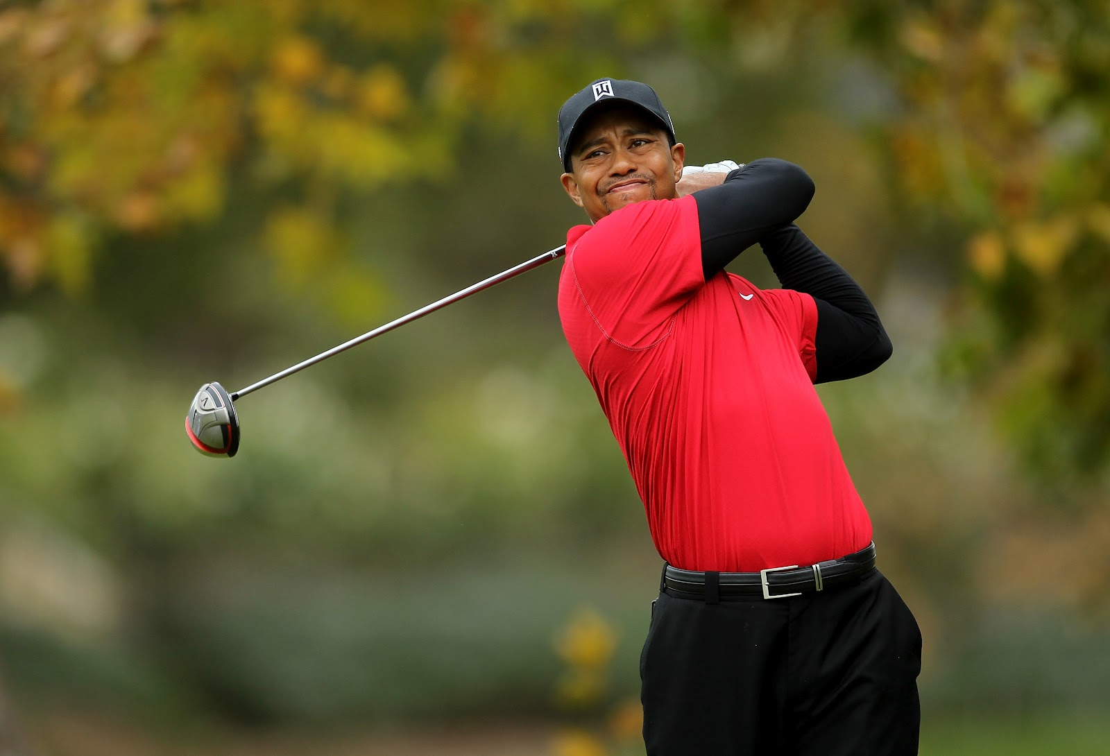 Life Around Us: Tiger Woods Biography