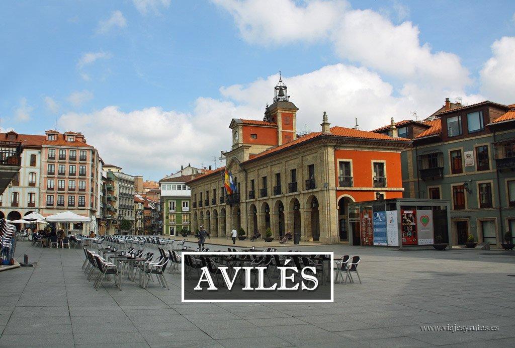 Visita guiada por las calles de la Villa de Avilés