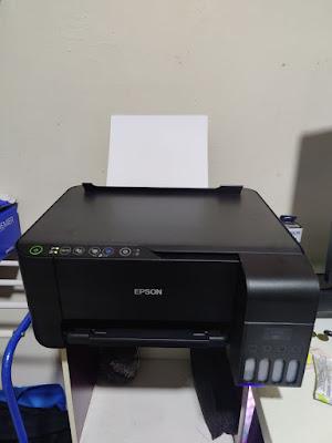 Kelebihan Guna Printer Epson EcoTank L3150 Wifi