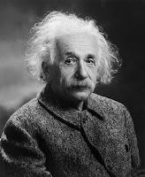 Albert Einstein, fotografía de Oren Jack Turner, Princeton, N.J