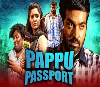 Pappu Passport 2020 Hindi Dubbed 720p WEBRip