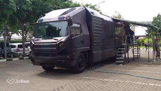 Masyarakat Cirebon Bangga Dengan Peralatan Alutsitsa TNI AL