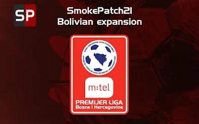 Bosnian league pes21