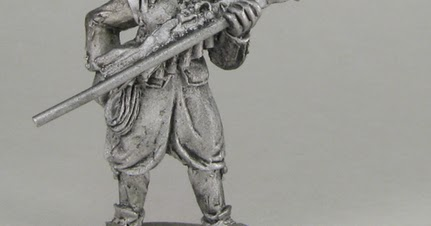 Wargame News and Terrain: Emil Horky: Bohemian musketmen