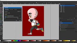 Imaseq Helper - Image Export Extension For Inkscape Screenshot 2