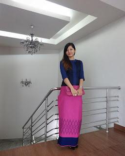 Fashion Design Chi Hrang Hrang