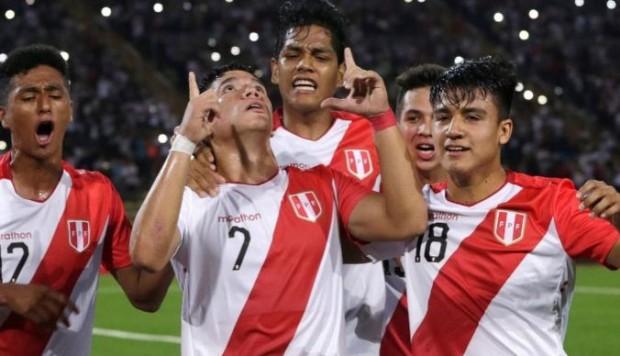 Perú vs Paraguay Sub 17 EN VIVO online por la tercera fecha del hexagonal final sub 17.