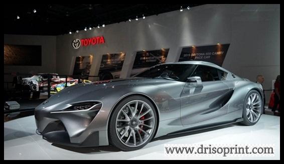 2017 Toyota Supra Price