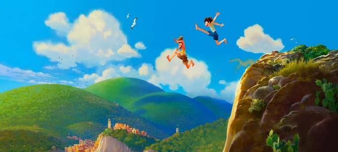 """""""Luca"""", nova animação da Pixar, ganha trailer"""