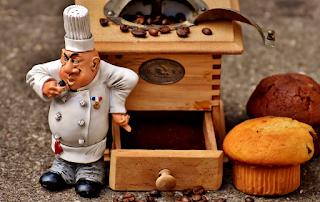 Pengalaman  Pertama  Membuat Roti Manis  dan Kue Donat