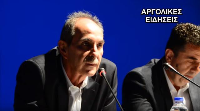 Ένωση Συγγραφέων & Λογοτεχνών Αργολίδας: Ο Δημήτρης Σφυρής με ένα ποίημα ...  (βίντεο)