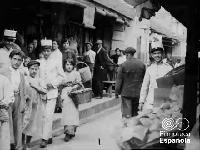 Calle del Peso y Mercado San Blas