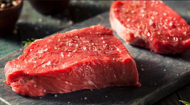 Hal Yang Terjadi Pada Tubuh Apabila Diet Daging