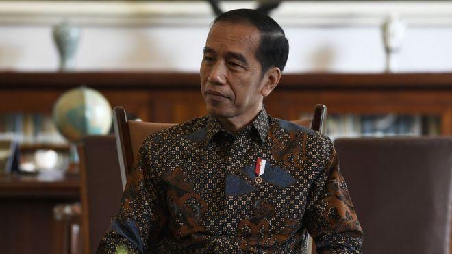Jokowi Minta RKUHP Ditunda Pengesahannya