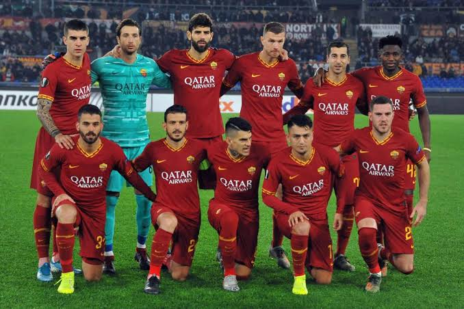 Roma terminate sponsorship deal with Nike three years early.