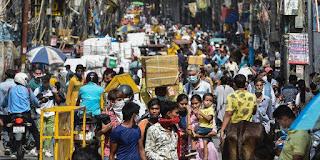 laxmi-nagar-market-closed-for-covid-violation