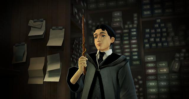 Harry Potter Hogwarts Mystery Oyun