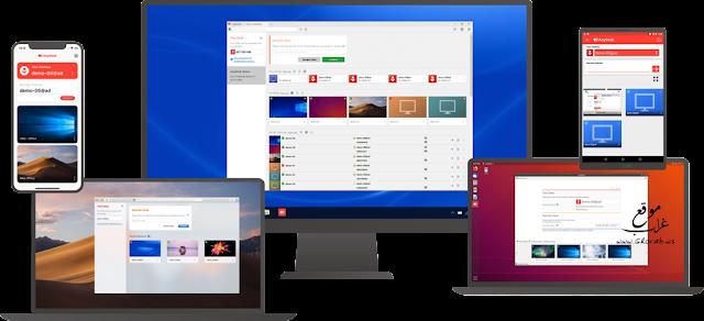 AnyDesk Multi-platform