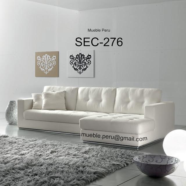 Mueble per muebles de sala Muebles seccionales lima