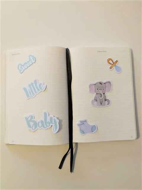 Vauvan päiväkirja Leuchtturmissa
