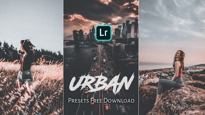 Urban Presets Free Download Lightroom Mobile(premium Presets)