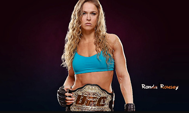 Download Latest Wwe Star Ronda Rowdy Images