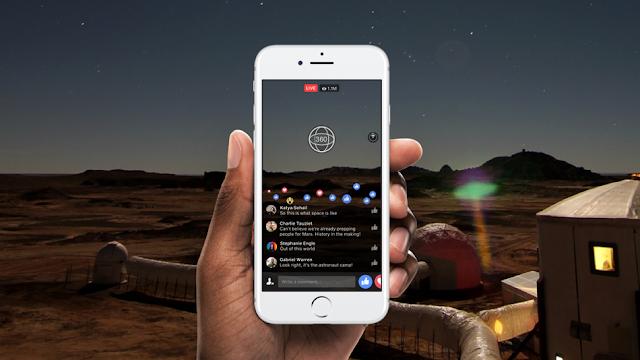 Facebook-Live 360 Derajat Siap Diluncurkan