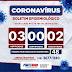 Ponto Novo notifica um caso suspeito de coronavírus; confira boletim epidemiológico