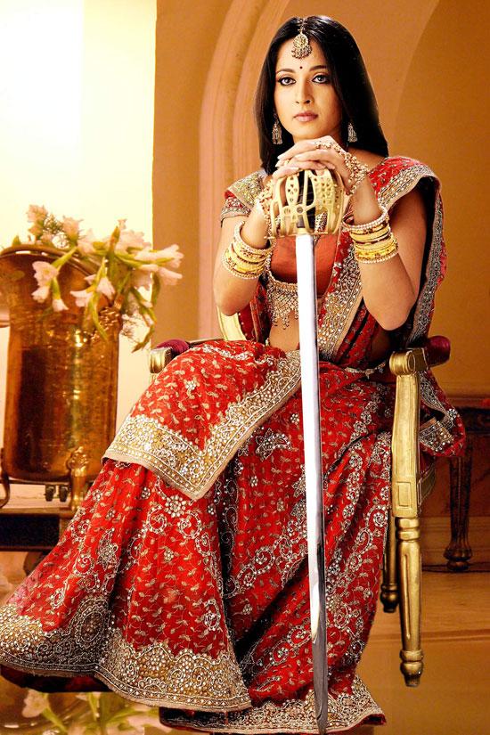 Anushka Shetty: Anushka Stills From Arundhati