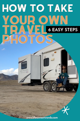 Take Your Own Couple Travel Photos