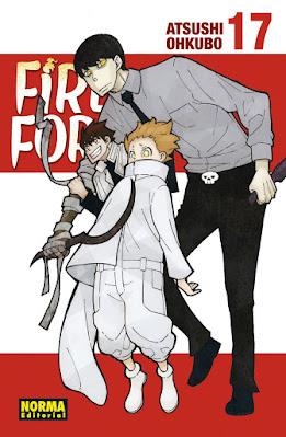 Reseña de Fire Force (En no Shōbōtai) vol. 16 de Atsushi Ohkubo - Norma Editorial