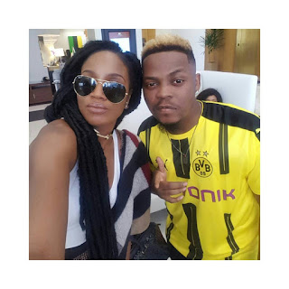 seyi shay and olamide