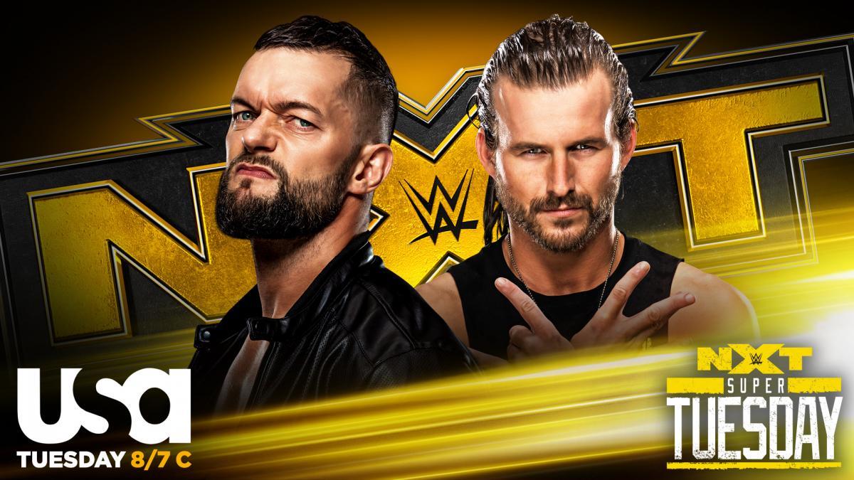 Dois combates são anunciados para o próximo WWE NXT