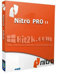 Nitro Pro 11.0.5.271 Patch [Latest] Full Version