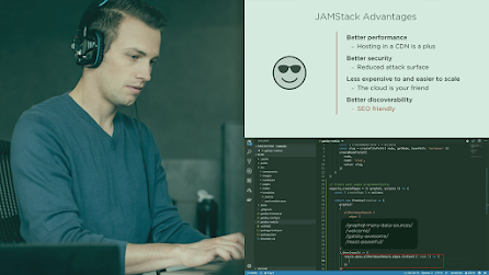 best Pluralsight course to learn Gatsby for beginners