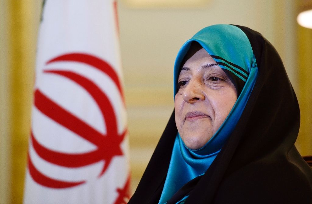 Positif, Wakil Presiden Iran Terinveksi Corona