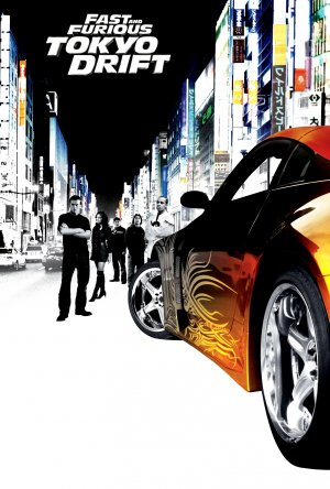 The Fast and the Furious: Tokyo Drift (2006) [Latino – Ingles] [4K-HEVC]