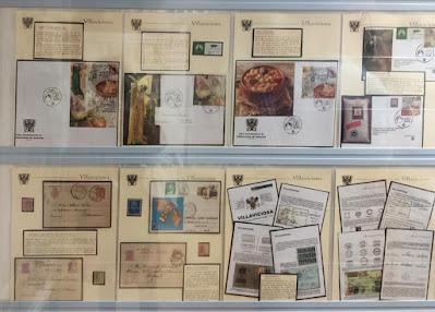 exposición, filatelia, Villaviciosa, Carta Puebla