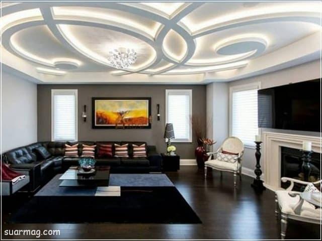 ديكورات جبس اسقف راقيه 2020 2 | High-class Gypsum Ceiling 2020 2