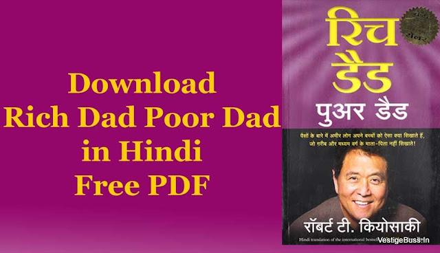 Rich Dad Poor Dad In Hindi Free