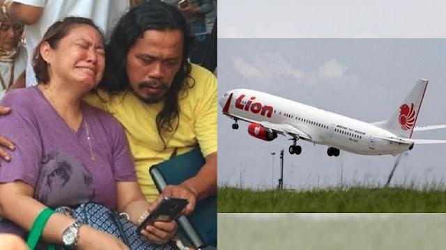 Ini Besaran Uang Santunan Korban Lion Air JT-610