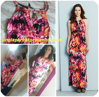 JD Williams Beach to Bar Maxi Dress