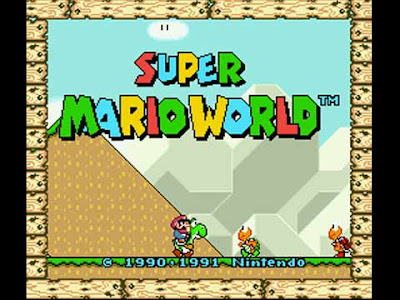 L'intramontabile Super Mario World per Super Nintendo