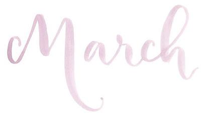 https://douceseffrontees.blogspot.com/2019/03/march-odds-and-ends.html