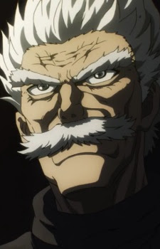 top old man in anime